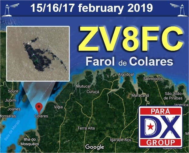 ZV8FC Ilha de Colares, Brazil