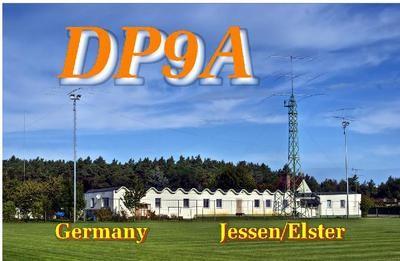 DP9A Radio Club Jessen, Elster, Germany