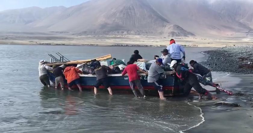 Chilean a las Expediciones de DX Chilenas
