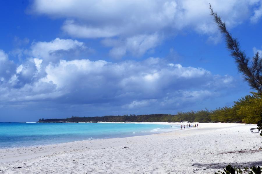 K4CFG/C6A Half Moon Cay, Bahamas.