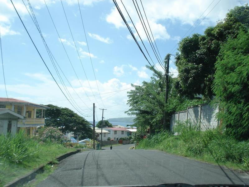 J72FNC Canefield, Dominica Island