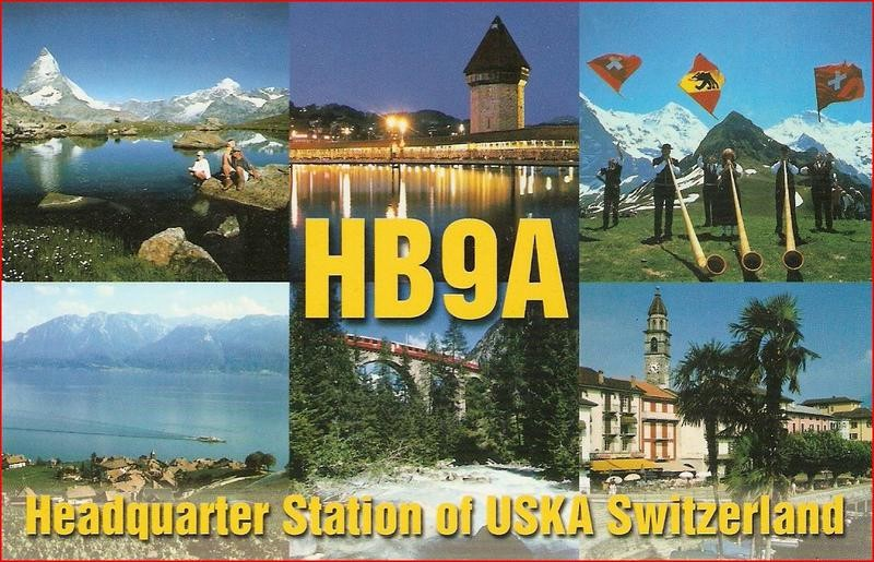 HB90A Muri, Switzerland. USKA Club Station