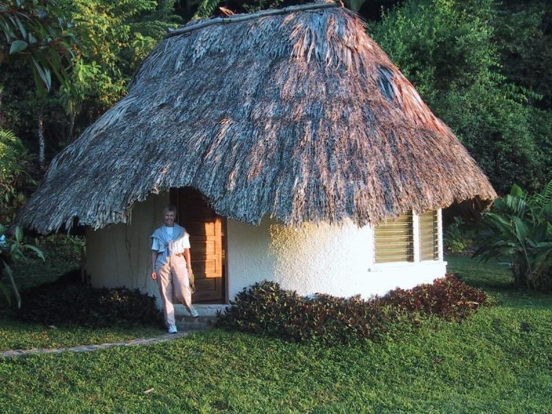 V31DK Mary Stinson, Placencia Village, Stann Creek, Belize
