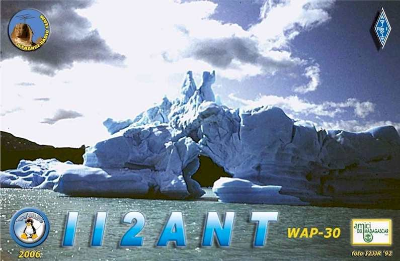 II2ANT Italy Antarctic Activity Week