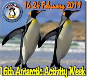 IO5SP Leonardo Bartalucci, Siena, Italy. Antarctic Activity Week