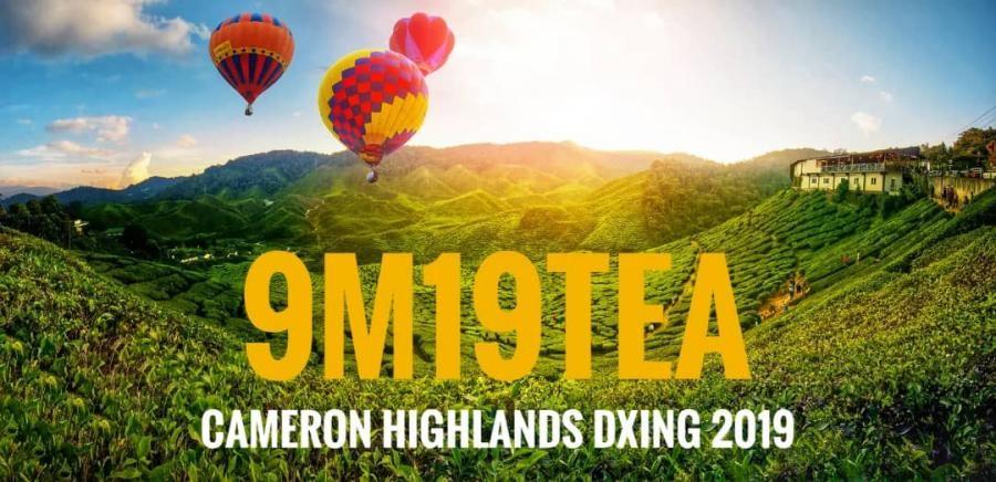 9M19TEA Cameron Highland, Malaysia