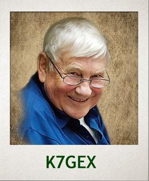 K7GEX Herbert Anderson, Edmonds, USA
