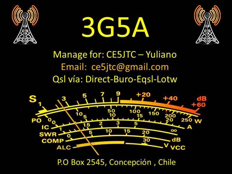 3G5A Concepcion, Chile