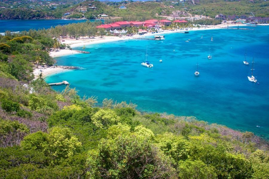 J6/WA4PGM J6/W0CN Saint Lucia