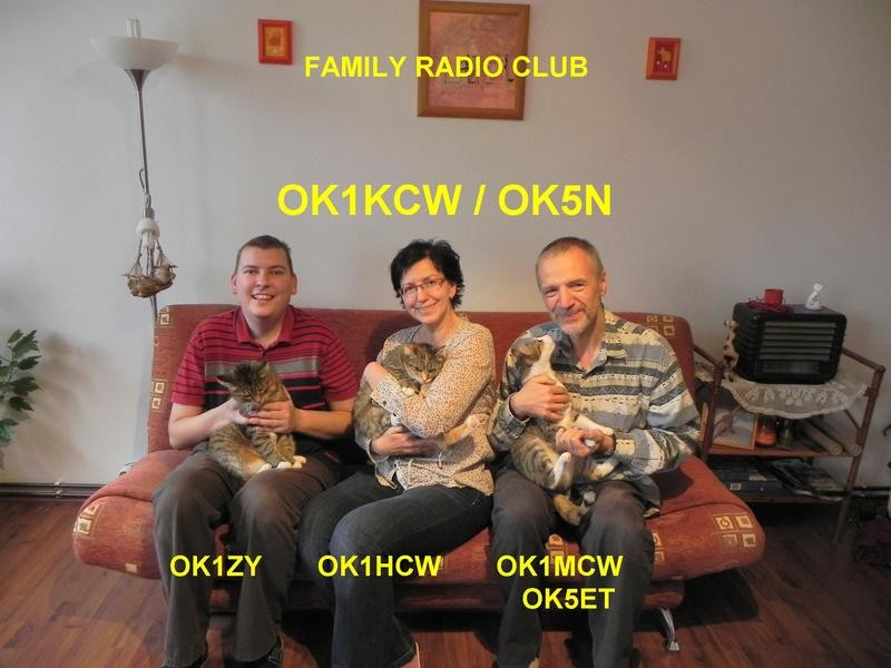 OK5N Jan Kral Radio Club, Hradec Kralove, Czech Republic