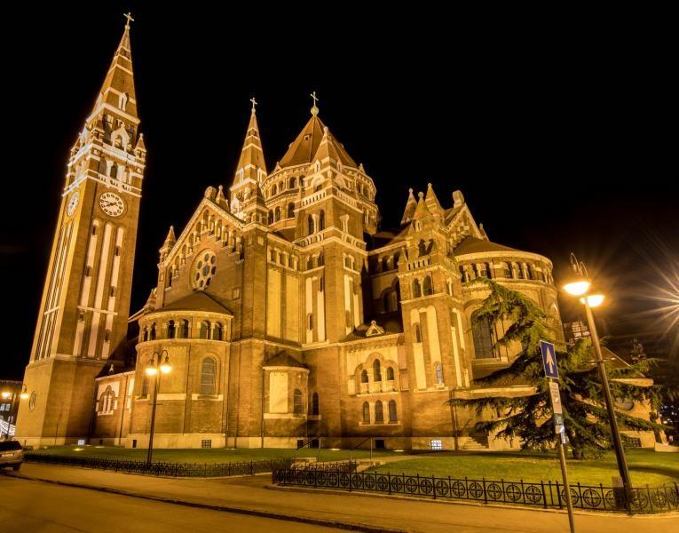 HG8DX Szeged, Hungary