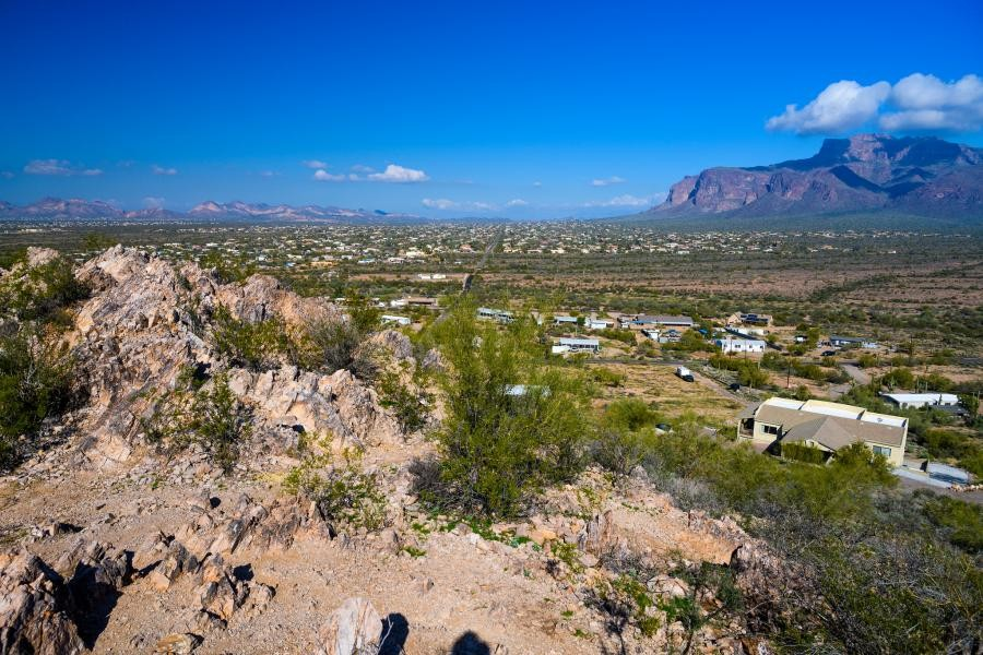 VE4MA/K7 Apache Junction, Arizona, USA