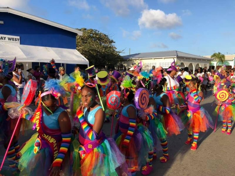 PJ4/IZ4DPV Bonaire Island 25 February 2019 Image 1 Carnival