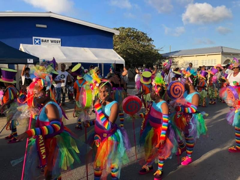 PJ4/IZ4DPV Bonaire Island 25 February 2019 Image 2 Carnival