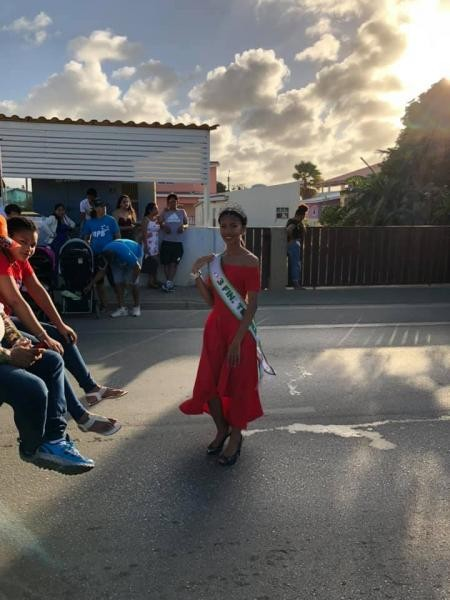 PJ4/IZ4DPV Bonaire Island 25 February 2019 Image 3 Carnival