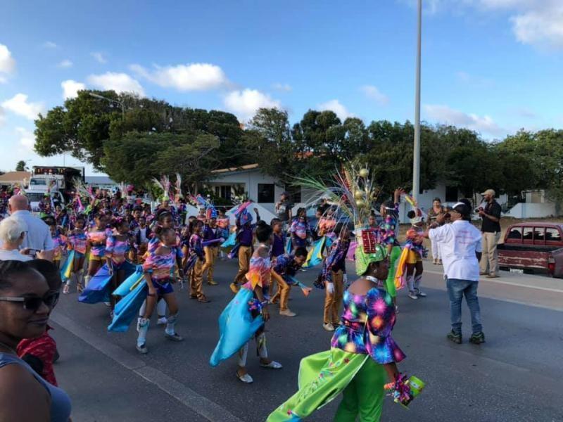 PJ4/IZ4DPV Bonaire Island 25 February 2019 Image 4 Carnival