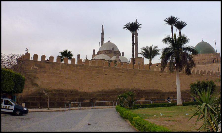 SU9HM/QRP Cairo, Egypt