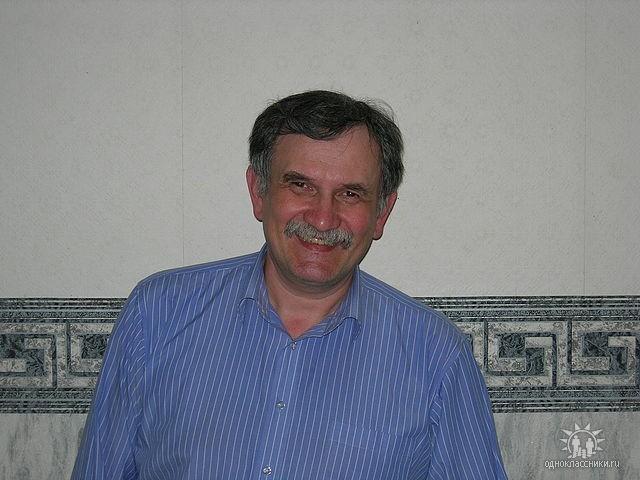 UA9HN Vladimir Mikchailov, Tomsk, Russia