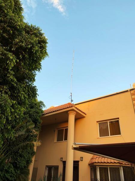ST2/EK6DO Khartoum, Sudan Antenna