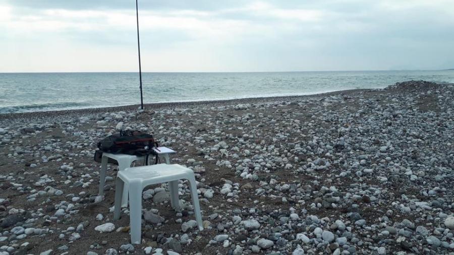 TA4/R2ATW Beach, Kiris, Turkey QRV