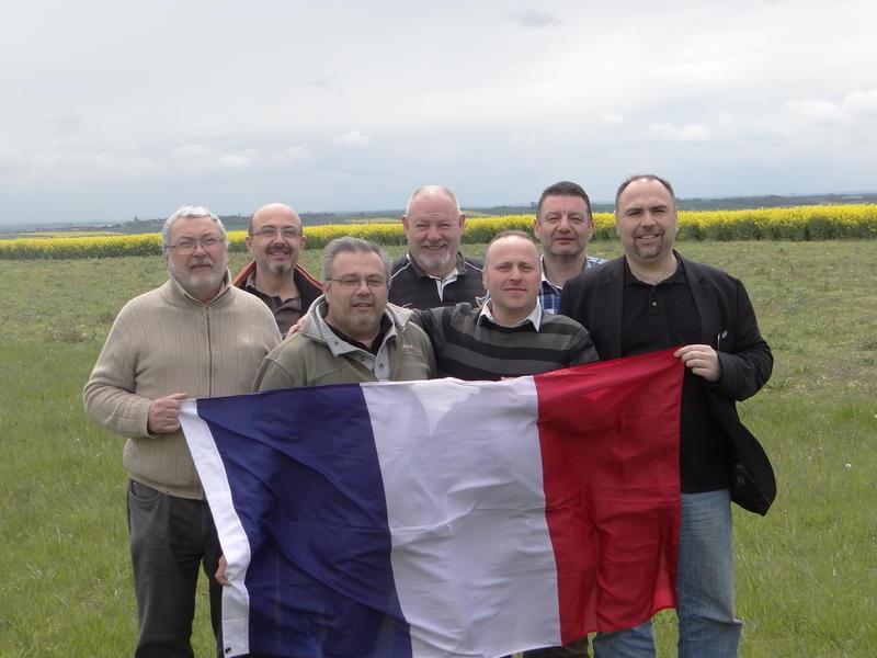 TM6T Burcy, France