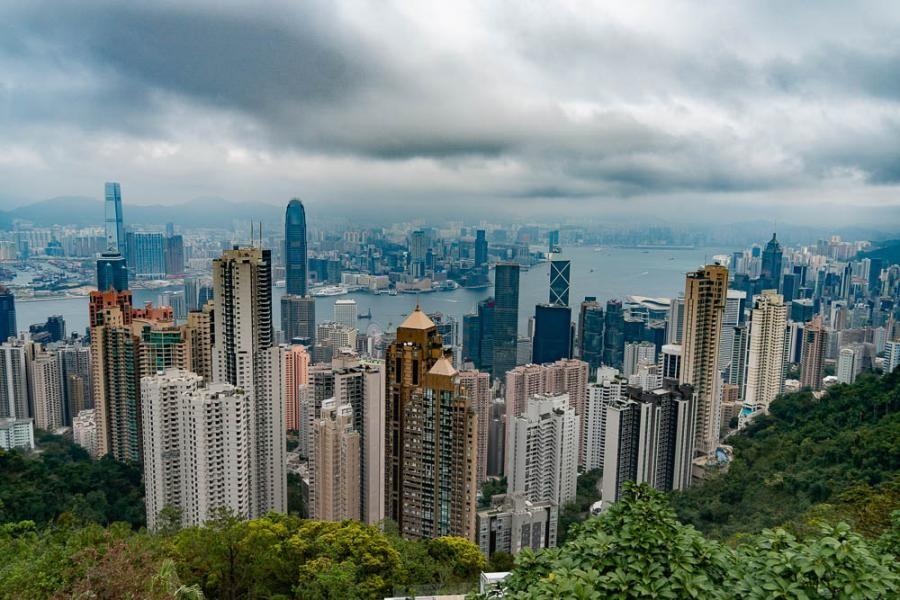 VR2019CWC Hong Kong
