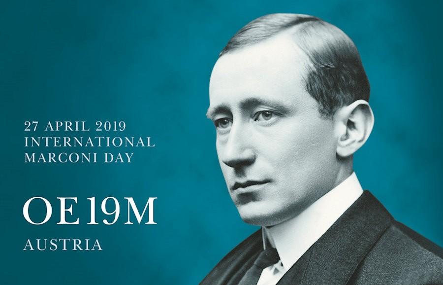 OE19M International Marconi Day, Vienna, Austria