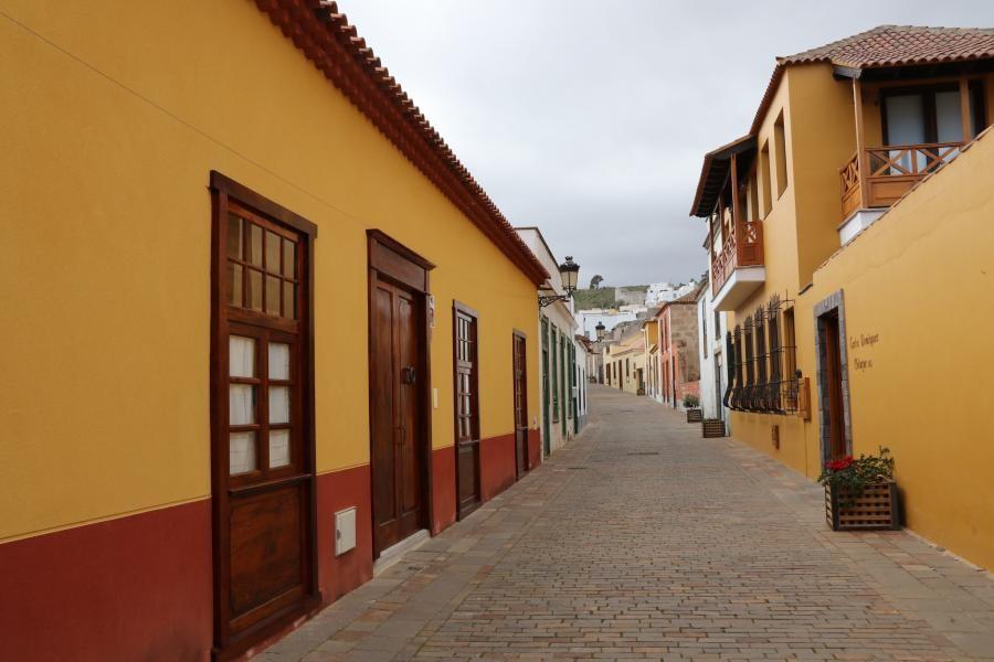 EA8/OZ7BQ Granadilla, Canary Islands