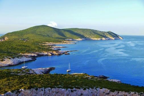 9A2L Susac Island, Croatia