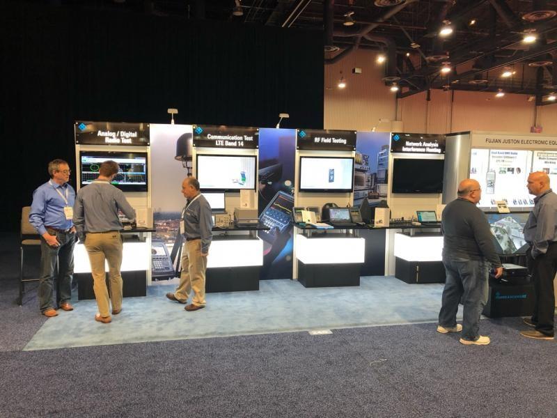 Fujian Juston Electronic Equipment IWCE 2019 Las Vegas