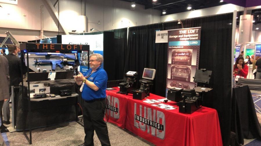 LUND Industries IWCE 2019 IWCE 2019 Las Vegas