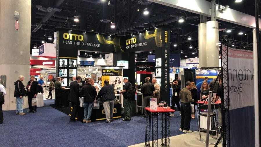 OTTO IWCE 2019 Las Vegas