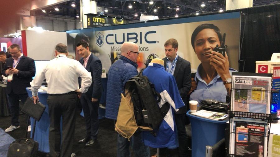 CUBIC IWCE 2019 Las Vegas