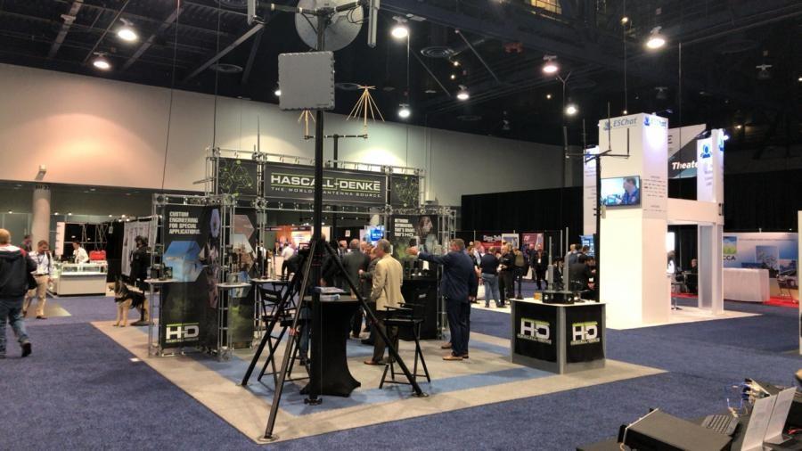 Hascall Denke IWCE 2019 Las Vegas