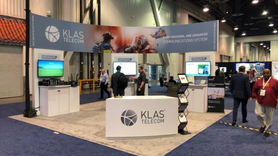 KLAS Telecom IWCE 2019 Las Vegas