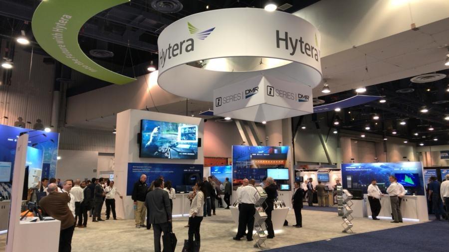 HYTERA IWCE 2019 Las Vegas Image 1