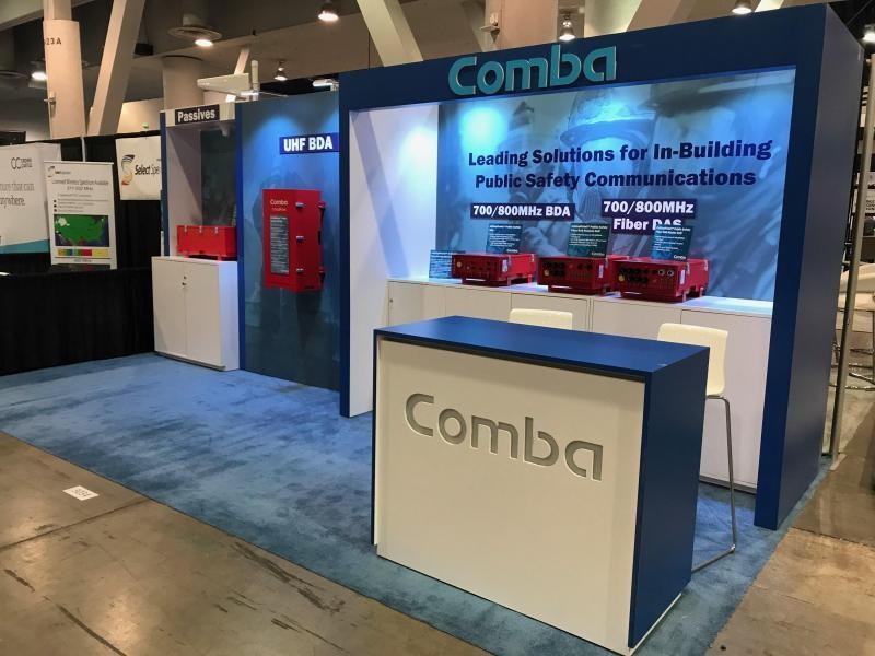 Comba Telecom IWCE 2019 Las Vegas