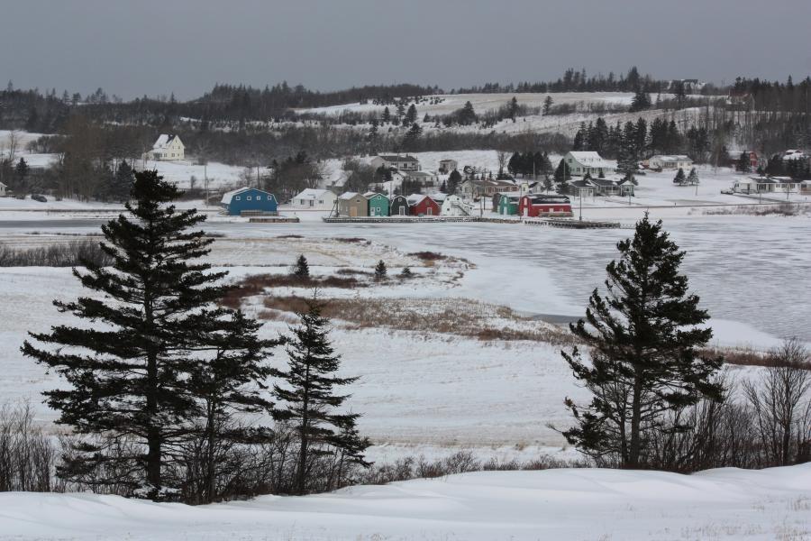 VY2/G3VYI French River, Prince Edward Island