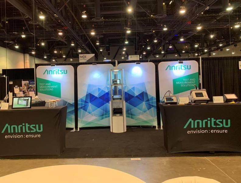 Anritsu Electronics IWCE 2019 Las Vegas Image 1