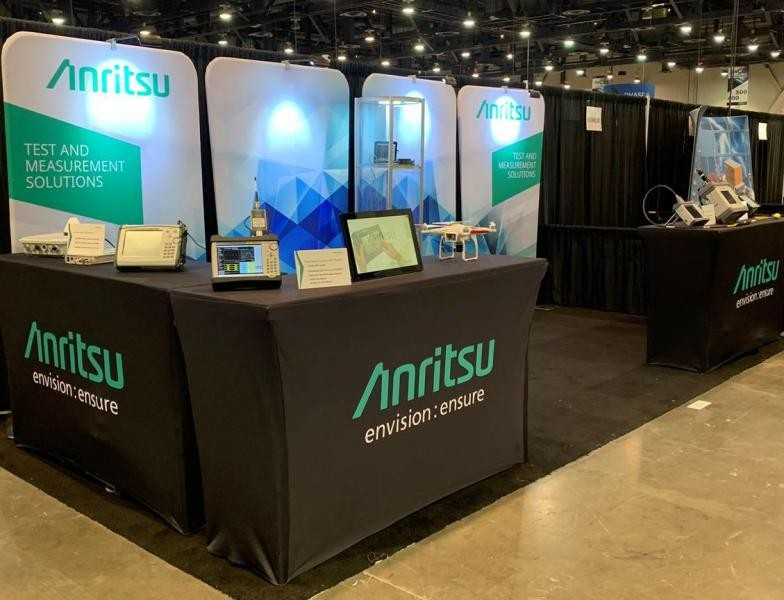 Anritsu Electronics IWCE 2019 Las Vegas Image 2