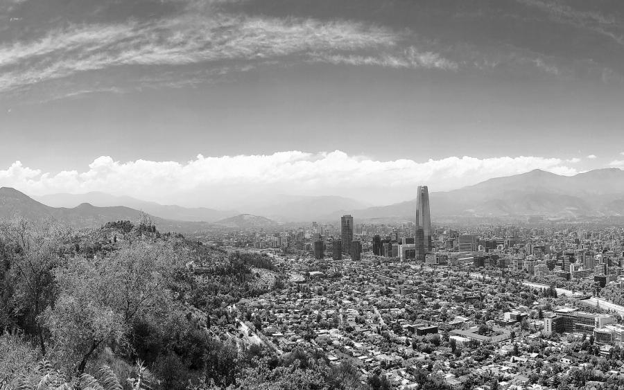 CE3/RU3GF Santiago, Chile