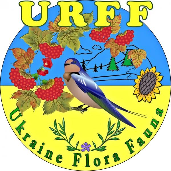EN7URFF Ukraine Flora and Fauna Logo