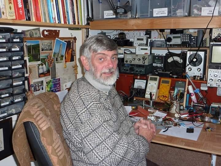 G3RJV George Dobbs, England