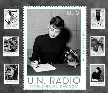 4UNR World Radio Day, Vienna Austria United Nations