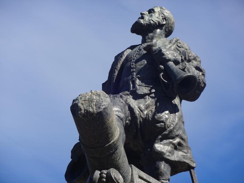 4U500M Statue of Magellan