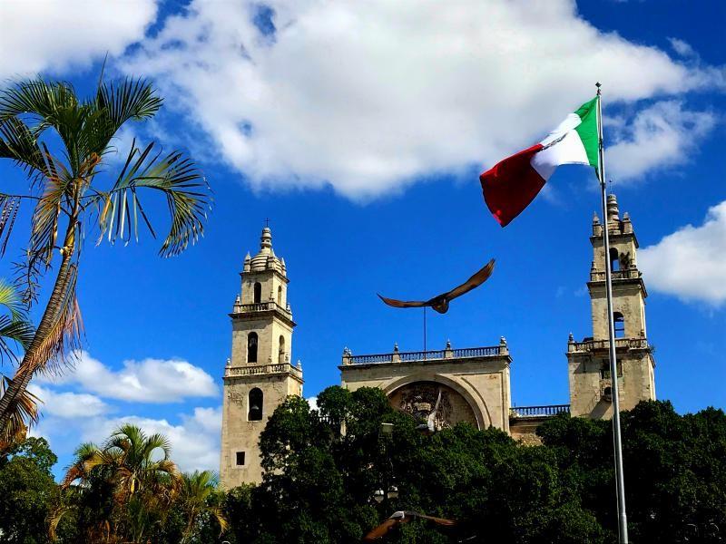 4B3MAYA Merida, Mexico