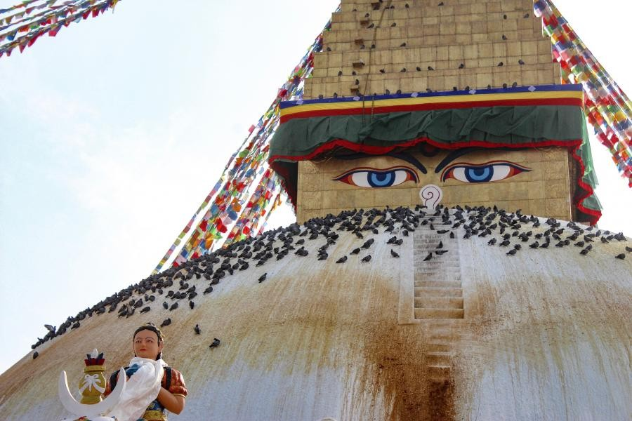 9N1MM Kathmandu, Nepal