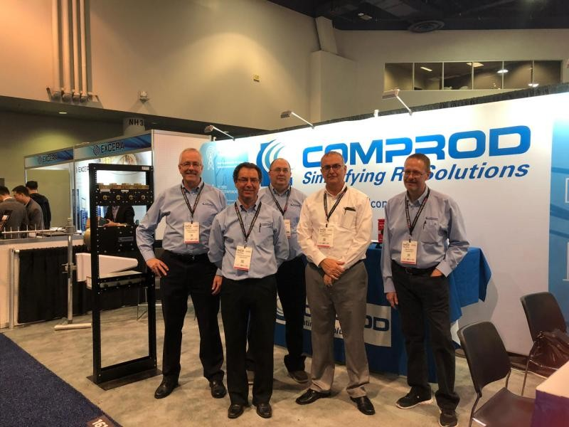 Comrod Communication IWCE 2019 Las Vegas