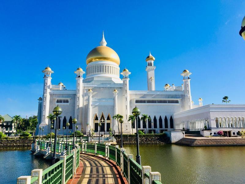 V85RH Bandar Seri Begawan, Brunei.