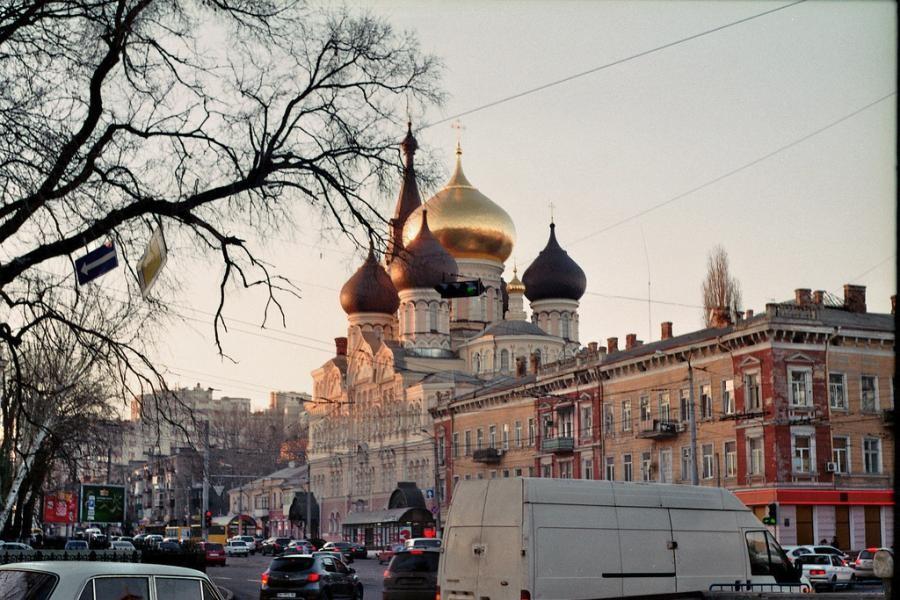 UZ7F Odessa, Ukraine